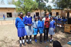 The Water Project: Lumakanda Township Primary School -  Ctc Club Leadership