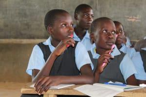 The Water Project: Khabukoshe Primary School -  Dental Hygiene Training
