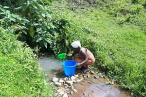 The Water Project: Buyangu Community, Osundwa Spring -  Joyce Osundwa