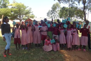 The Water Project: Irobo Primary School -  Group Picture