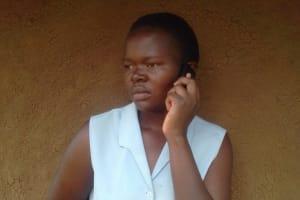 The Water Project: Imusutsu Community, Ikosangwa Spring -  Ruth Chogo