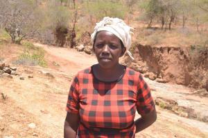 The Water Project: Kathonzweni Community -  Judith Muema