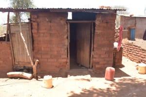 The Water Project: Kathonzweni Community -  Kitchen