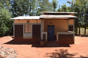 The Water Project: Ngitini Community D -  House