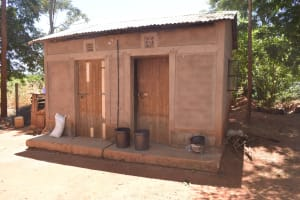 The Water Project: Ngitini Community D -  Kitchen