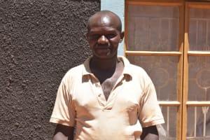 The Water Project: Ngitini Community D -  Robert Kyalo