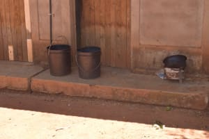 The Water Project: Ngitini Community D -  Water Buckets