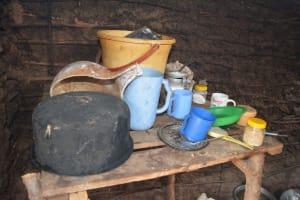 The Water Project: Wamwathi Community -  Dish Rack
