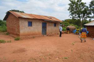 The Water Project: Wamwathi Community -  House