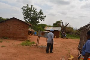 The Water Project: Wamwathi Community -  Household Compound