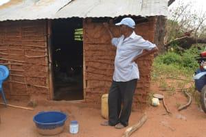 The Water Project: Wamwathi Community -  Kitchen