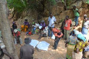 The Water Project: Wamwathi Community -  Planning