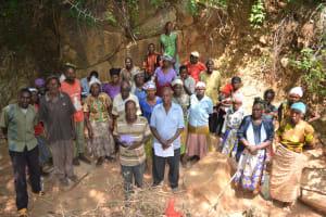 The Water Project: Wamwathi Community -  Shg Members