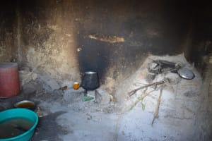 The Water Project: Kyamwao Community -  Cooking Area