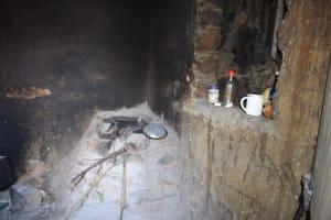 The Water Project: Kyamwao Community -  Inside Kitchen