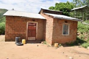 The Water Project: Kyamwao Community -  Kitchen