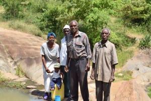 The Water Project: Kyamwao Community -  Shg Members