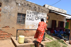 The Water Project: Kyamwao Community -  Water Kiosk
