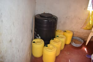The Water Project: Kyamwao Community -  Water Storage Containers