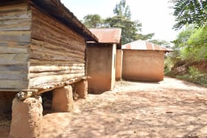 The Water Project: Kithumba Community D -  Compound
