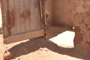The Water Project: Kathonzweni Community A -  Bathroom