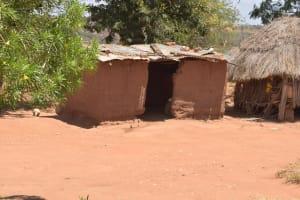 The Water Project: Kathonzweni Community A -  Compound