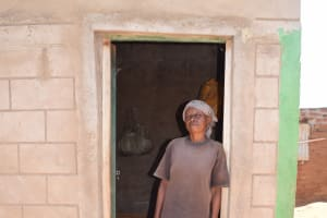 The Water Project: Kathonzweni Community A -  Standing In Kitchen Doorway