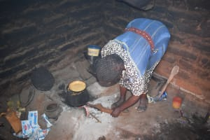 The Water Project: Ngitini Community E -  Cooking