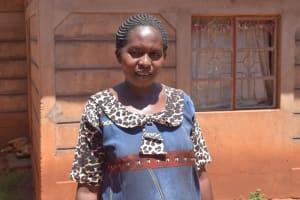 The Water Project: Ngitini Community E -  Jane Mutheke
