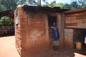 The Water Project: Ngitini Community E -  Kitchen