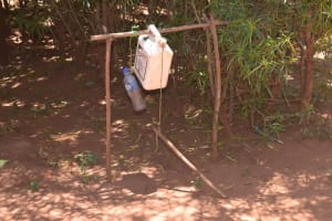 The Water Project: Ngitini Community E -  Tippy Tap