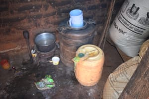 The Water Project: Ngitini Community E -  Water Storage Containers