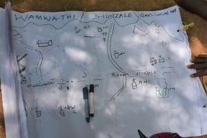 The Water Project: Wamwathi Community A -  Community Assessment