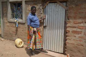 The Water Project: Wamwathi Community A -  Martha Muitho