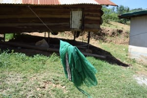 The Water Project: Kyamwao Community A -  Clothesline