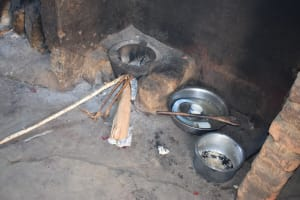 The Water Project: Kithumba Community E -  Cooking Area