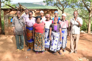 The Water Project: Kithumba Community E -  Group Members
