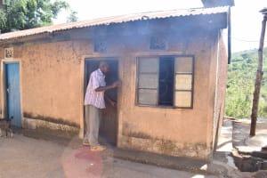 The Water Project: Kithumba Community E -  Kitchen