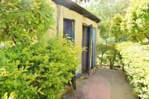 The Water Project: Kithumba Community E -  Latrine