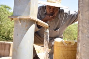 The Water Project: Mitini Community A -  Water