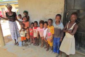 The Water Project: Lungi, Rotifunk, King Fuad Hafis Islamic School -  Community Members