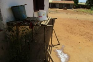 The Water Project: Lungi, Rotifunk, King Fuad Hafis Islamic School -  Dishrack