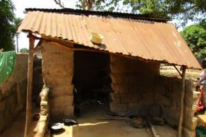 The Water Project: Lungi, Rotifunk, King Fuad Hafis Islamic School -  Kitchen