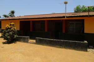 The Water Project: Lungi, Rotifunk, King Fuad Hafis Islamic School -  Household Compound