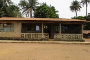 The Water Project: Lokomasama, Menika, DEC Menika Primary School -  Household