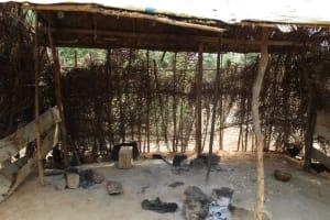 The Water Project: Lokomasama, Menika, DEC Menika Primary School -  Kitchen