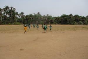 The Water Project: Lokomasama, Menika, DEC Menika Primary School -  School Field