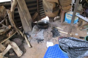 The Water Project: Mahera, SLMB Primary School -  Cooking Area