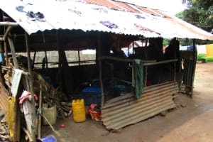 The Water Project: Mahera, SLMB Primary School -  Kitchen
