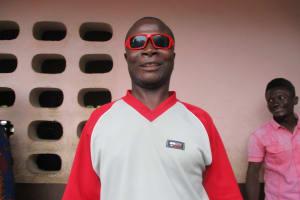 The Water Project: Mahera, SLMB Primary School -  Mr Abdul Augustine Kamara
